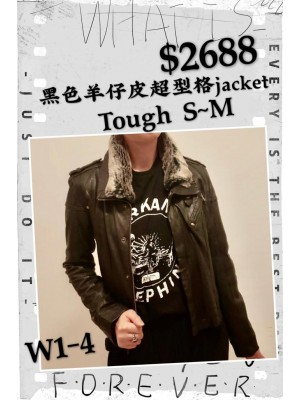 """1) 20201016 外套 """"Tough"""" [皇牌]"""